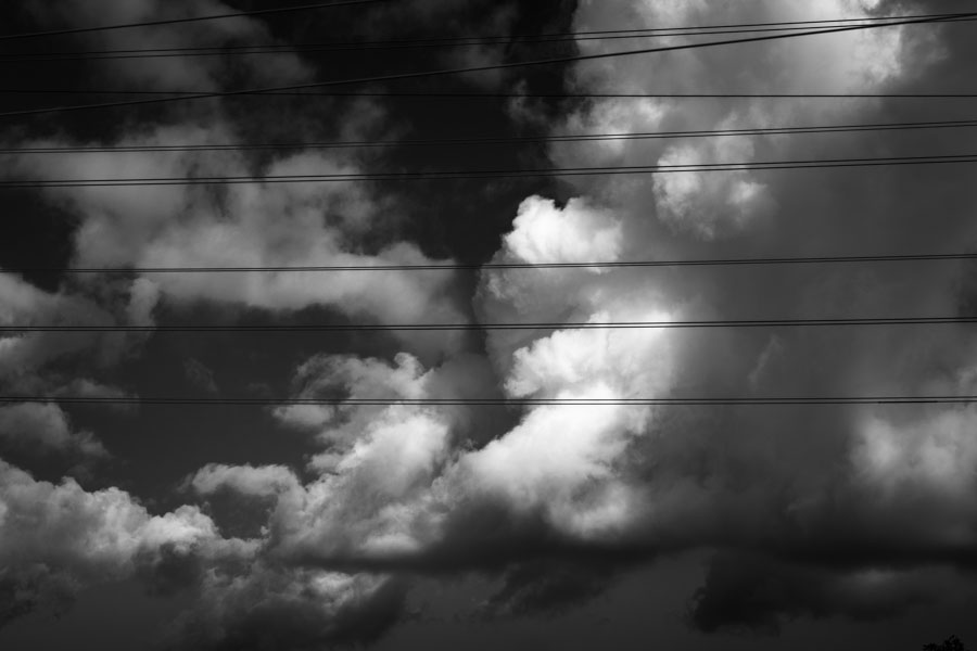 Wire & Clouds